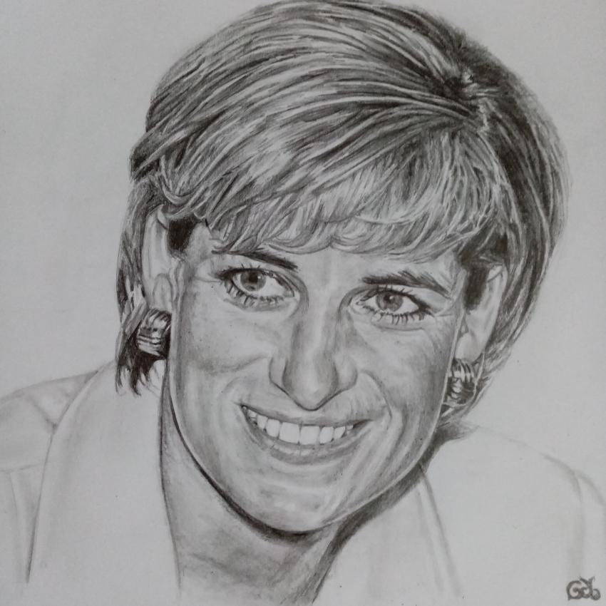 Lady Diana by Gima10